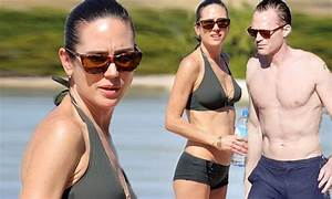 Jennifer Connelly Looks Fantastic In St Barts Daily Mail