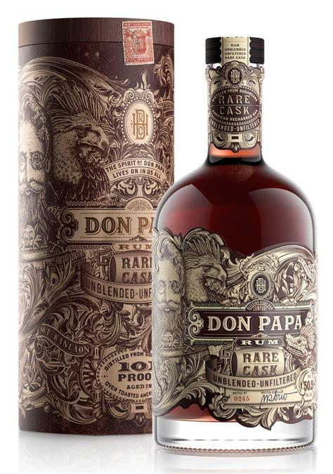 don papa rare cask rum    boloude