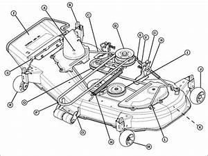 John Deere L U0026g Belt Routing Guide - Mytractorforum Com