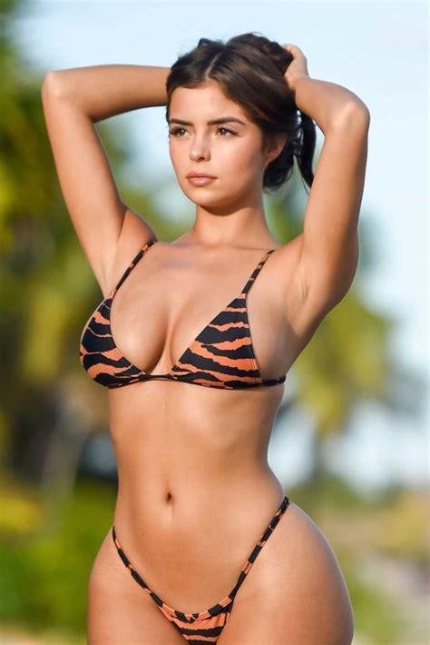 demi rose   bikini photoshoot   beach  tulum