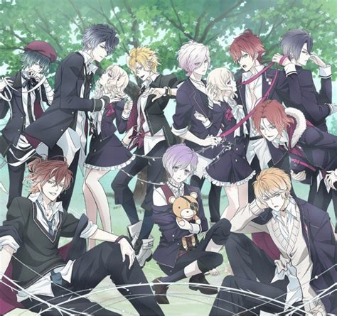 diabolik lovers  blood tv anime news network