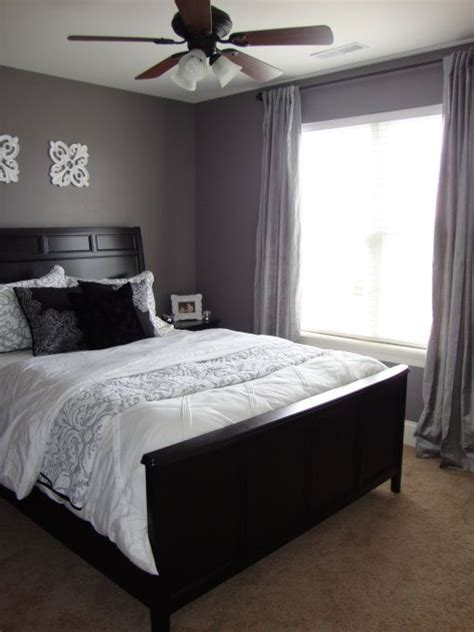 purple grey bedrooms ideas  pinterest bedroom