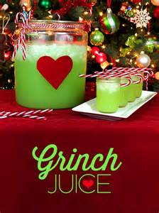 How To Make Whoville Decorations by Christmas Grinch Juice Recipe Popsicle Blog