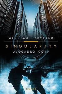 Avogadro Corp   Roman  Singularity   Amazon De  William