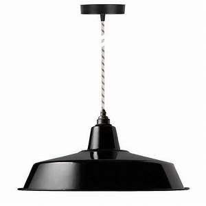 Suspension Industrielle Noire : suspension industrielle r tro noire maille ~ Teatrodelosmanantiales.com Idées de Décoration