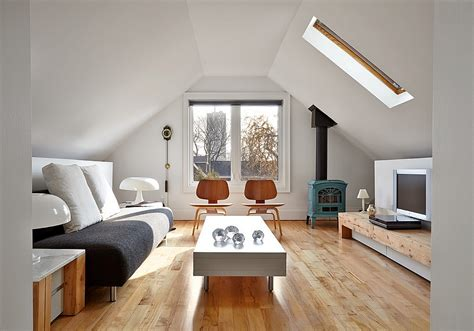 attic tv room 10 attic spaces that offer an additional living room