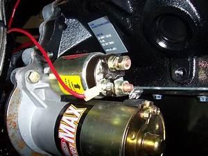 Powermaster Starter Wiring Diagram