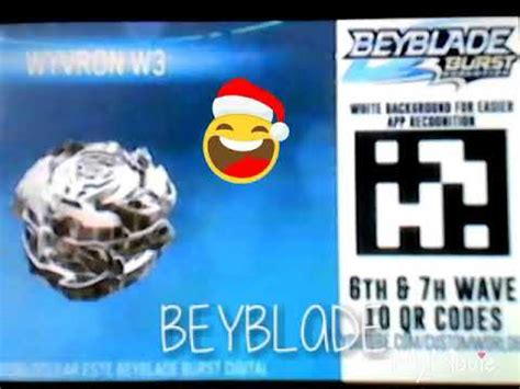 Best Coloring Qr Codes by Beyblade Burst Qr Codes Wyvron W3 Gold And More