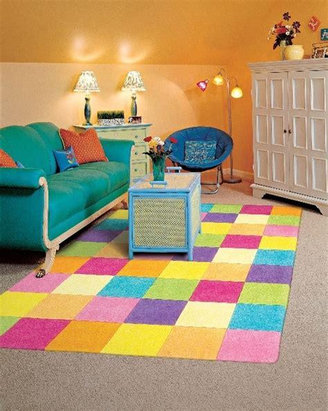 Colorful Rug Designs For Kids' Bedroom