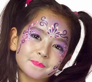 Modele Maquillage Carnaval Facile : modele maquillage princesse ~ Melissatoandfro.com Idées de Décoration
