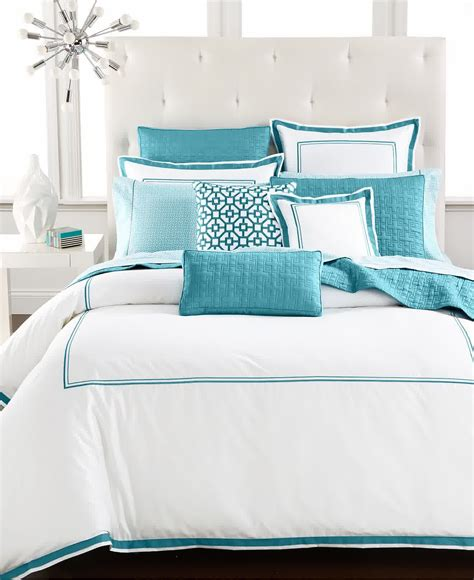 comforter sets on sale turquoise and white bedding set product selections homesfeed