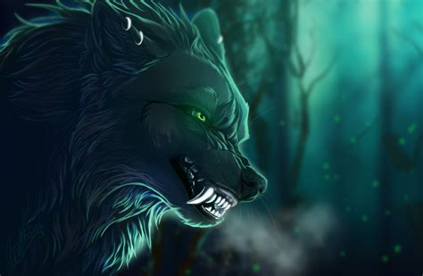 Beast Scary Wolf Wallpaper by 4k Wolf Wallpaper 43 Images