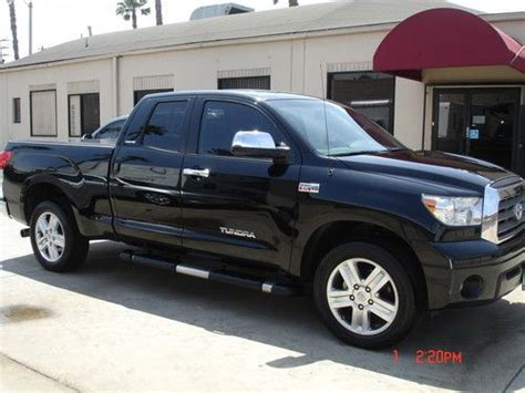 buy   toyota tundra limited extended crew cab
