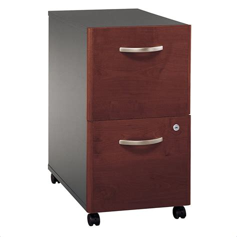 two drawer wood file cabinet bush series c 2 drawer vertical mobile wood file hansen