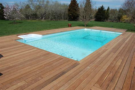 wooden pool deck ipe pool deck flickr photo sharing