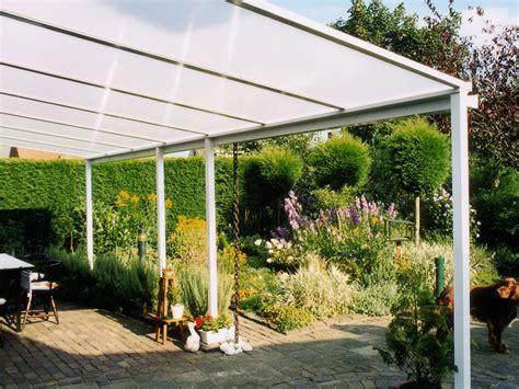 3m powder coated aluminium wall fixed canopy lean to