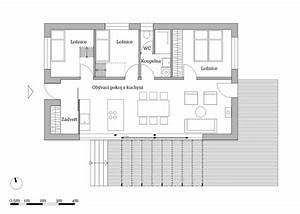 Simple Modern House Idea with Two Single storey Height