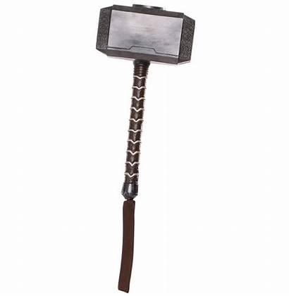 Thor Hammer Ragnarok Adult Costume Mjolnir Marvel