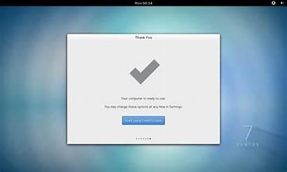 Centos Linux Installation Using Screenshot Step Start