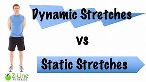 Active vs Static Stretching - Which is right for you ...  Active