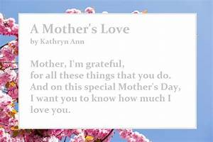 Top 10 Best Mother's Day Poems 2016