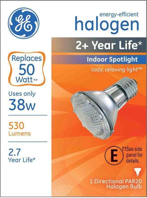 buy the general electric 69149 energy efficient par20