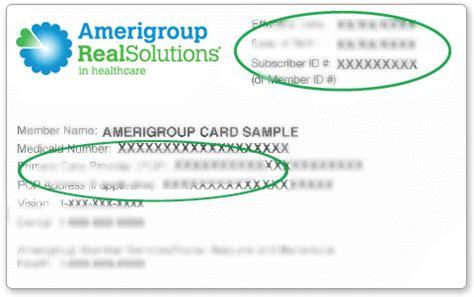Member Registration Members - Amerigroup