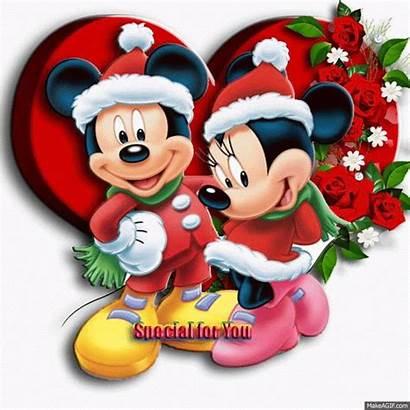 Navidad Mickey Disney Mouse Minnie Imagenes Guardado