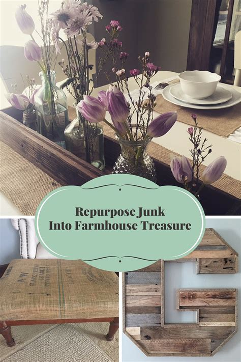 repurposing junk  farmhouse treasure fire dawgs