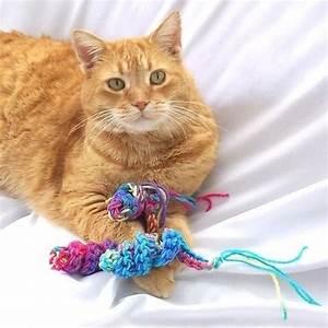Jouets Pour Chats D Appartement : patron crochet jouet pour chat chien jouets pour chats ~ Melissatoandfro.com Idées de Décoration