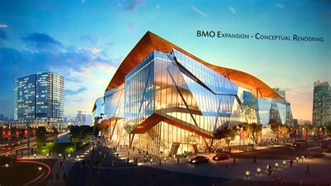 Bmo Kitchener Locations by Bmo Centre Expansion Plan Timeline Team Announced Ctv News