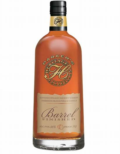 Heritage Parker Bourbon Barrel Whiskey Finished Kentucky