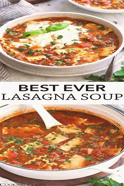 Lasagna Soup Recipe Ultimate Recipes