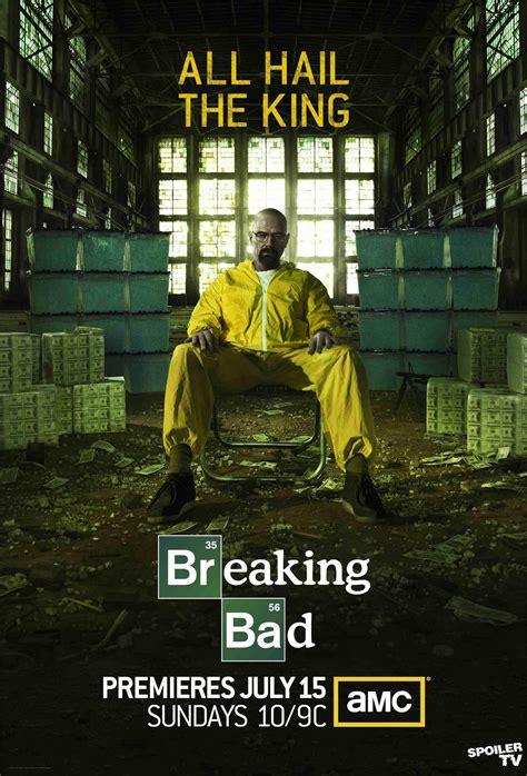 'Breaking Bad' Season 5 Promotional Poster (HQ) Breaking