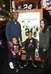 Charles Woodson & his family visiting his locker on ...