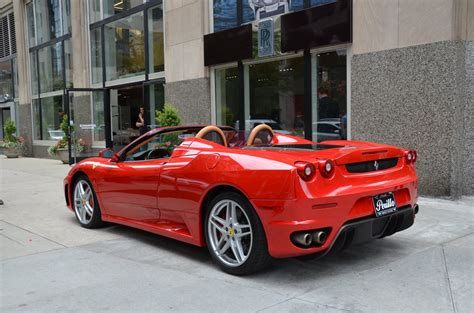 2008 F430 Spider by Used 2008 F430 Spider For Sale Special Pricing