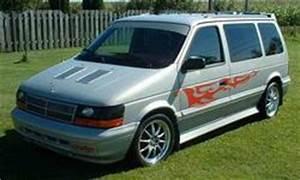 martroy 1994 Dodge Caravan Cargo Specs s