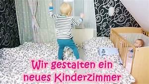 Neues Zimmer Gestalten : unser neues kinder zimmer grau und rosa wir ~ Sanjose-hotels-ca.com Haus und Dekorationen