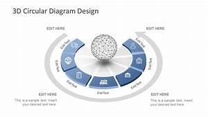 Free 3d Circular Diagram Design
