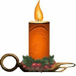 Free Christmas Candle Graphics - Christmas Candle ...