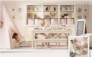 Traditional little girls rooms for Kids playroom furniture girls