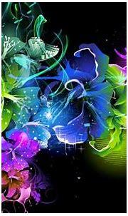 3D Flower Abstract Desktop HD Wallpaper #19858 Wallpaper ...