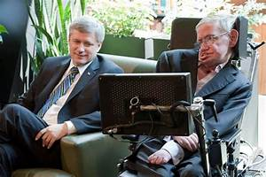 Stephen Hawking helped elevate Canada's profile in physics ...