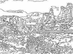Jurassic Park Coloring Page Coloring Home