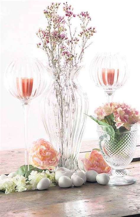 Heart Shaped Glass Vase With Cork