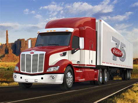 Peterbilt Equipping 579, 567 Models With Antitheft System