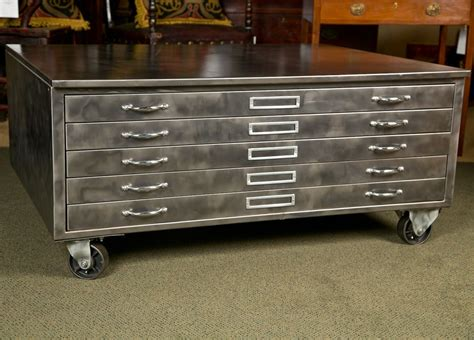 Storage Drawers On Casters by Steel Flat File Cabinet With Casters Gorgeous Studios