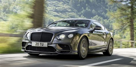 bentley continental 2017 bentley continental supersports world 39 s fastest