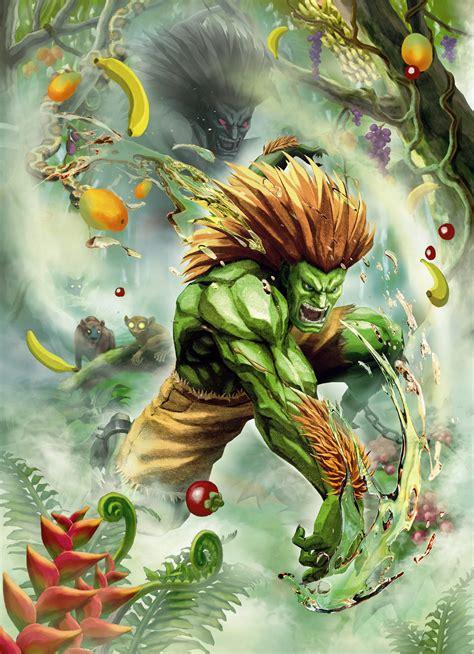 Street Fighter X Tekken Official Character Art