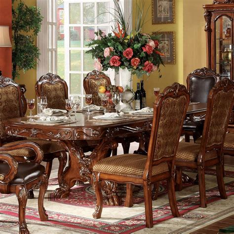 acme furniture dresden dining table nassau furniture